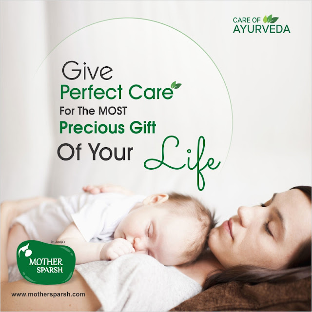 Care of Ayurveda by Mother Sparsh