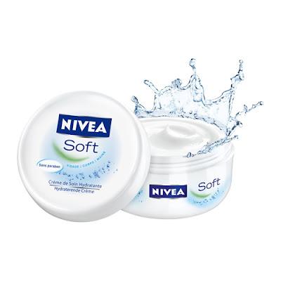 Crème de Soin Hydratante - Nivéa Soft
