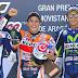 GP Aragon 2016 : Selisih Poin Rossi dan Marquez Semakin Jauh