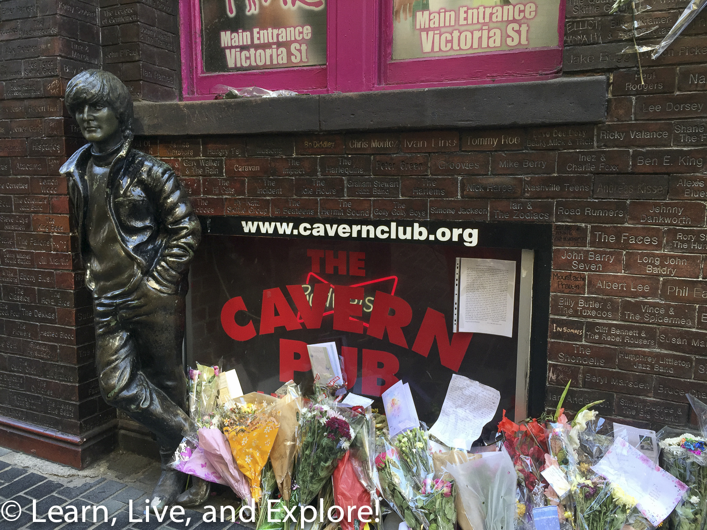 A Quick Beatles Adventure In Liverpool Learn Live And