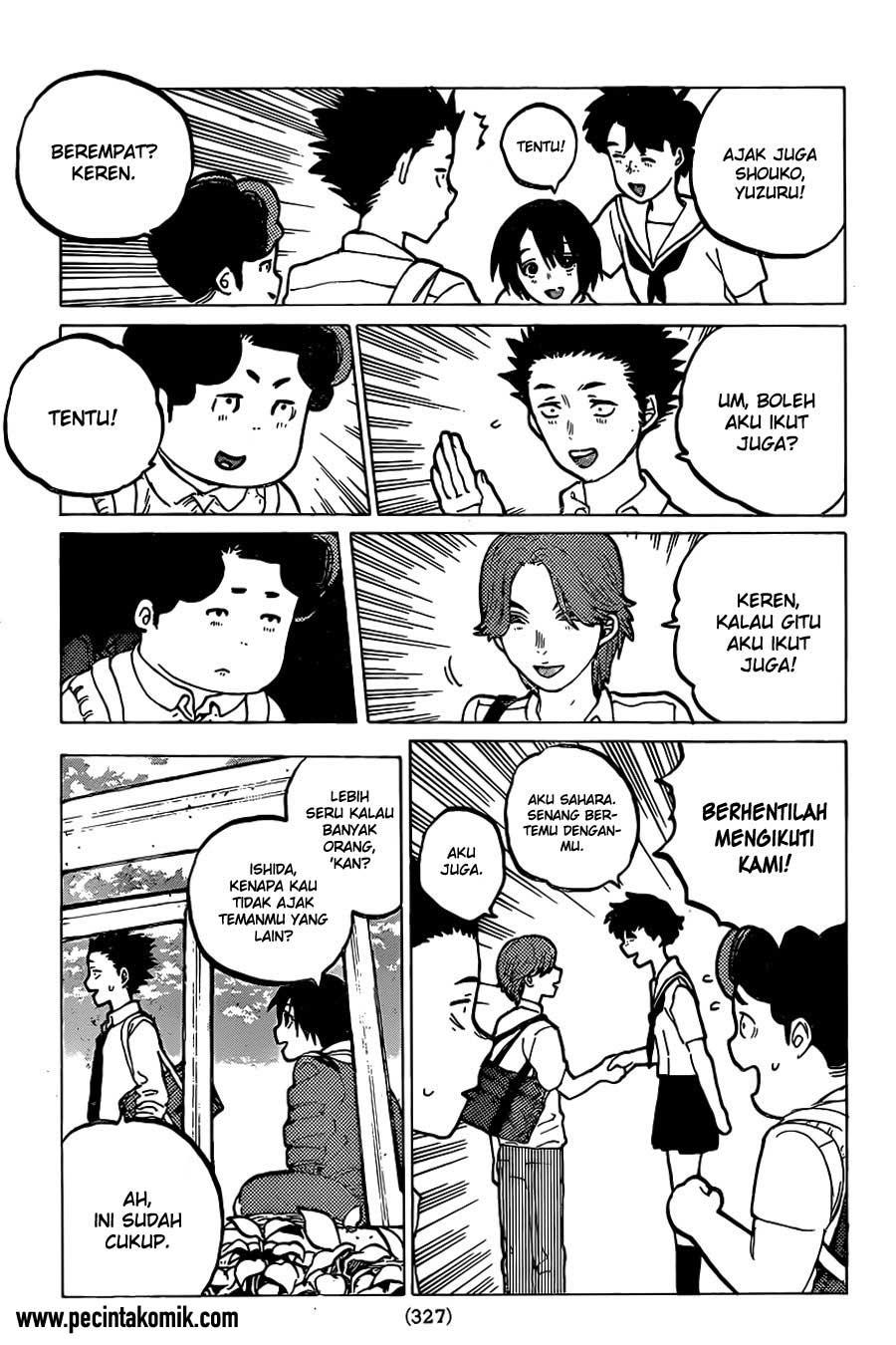 Koe no Katachi Chapter 24-16