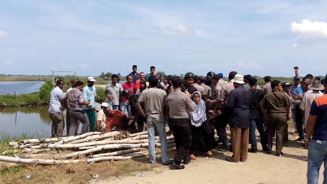 Eksekusi Lahan Tambak di Aceh Utara, Sulaiman Akan Berjuang