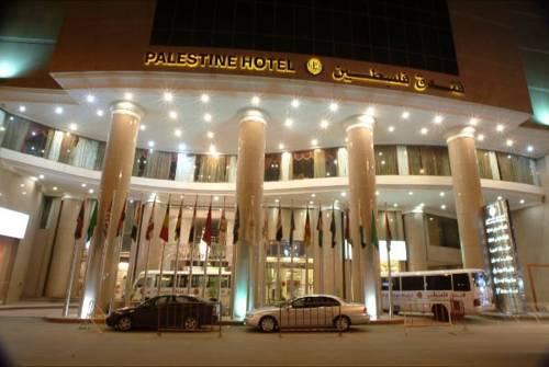 Review Palestine Hotel Makkah