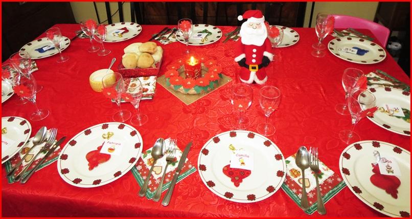 Studiamando liberamente La tavola di Natale 2014