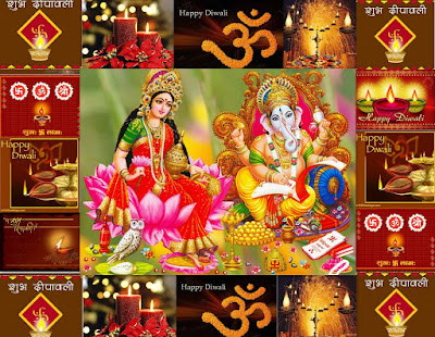 Diwali Lakshmi Puja Aarti Hindi English: Laxmi Puja Vidhi Aarti 2015
