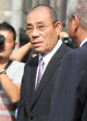 山健組の井上邦雄組長(67)がトップに就任 住吉会幹部も訪問 アウトロー列伝 闇社会 2015年