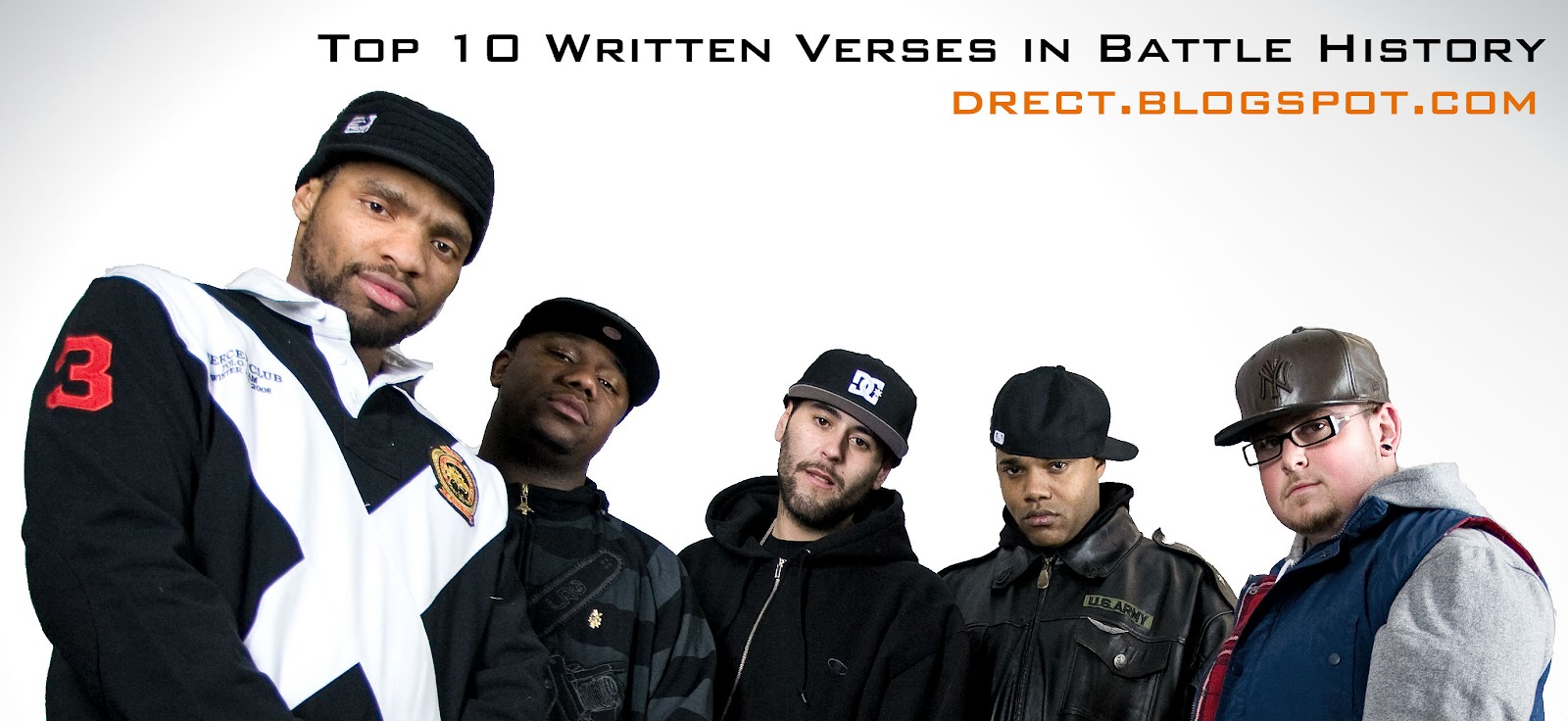 Top 10 Written Verses in Battle History | We Young Black