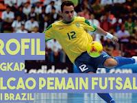 Biodata & Profil Lengkap Falcao Pemain Futsal Brazil