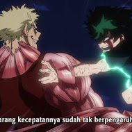 Boku no Hero Academia Season 3 Episode 04 Subtitle Indonesia