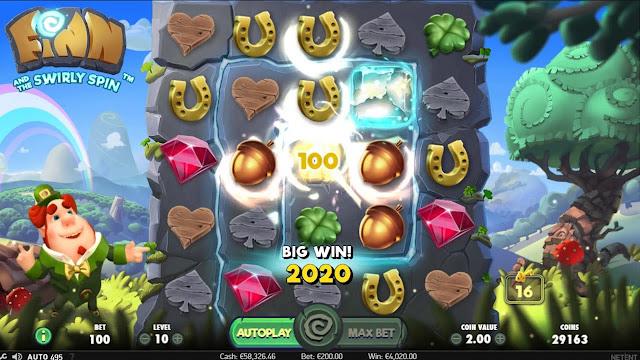 Netent nytt spill med nye funksjoner