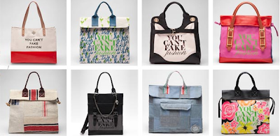CFDA Collaborates With 80 Designers on Special Edition Totes!