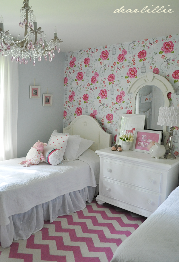 Dear Lillie Lillie And Lola S New Room Not Quite