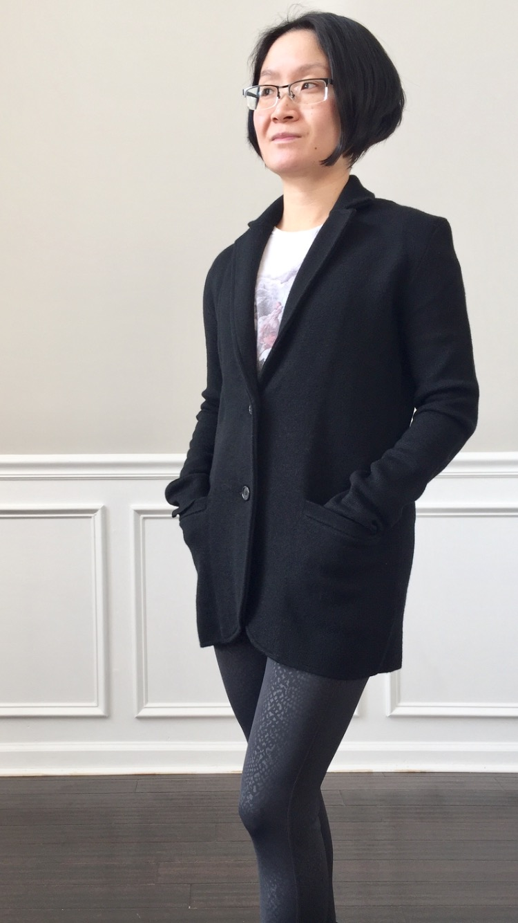 Petite Impact Fit Review Friday Jcrew Merino Wool Sweater Blazers