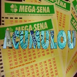 Palpites Mega sena concurso 1953 acumulada R$ 105 milhões
