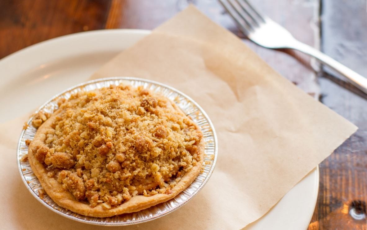 Jan. 6 | Famous Pie Hole Opens at Victoria Gardens This Saturday!