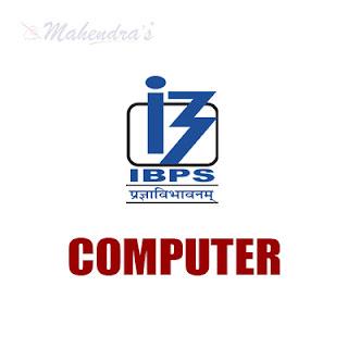 Bank Quiz: Computer Knowledge   27 -11-17