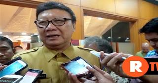 Geram, Mendagri Ancam Polisikan Ahoker Wanita yang Orasi Menyerang Rezim Jokowi