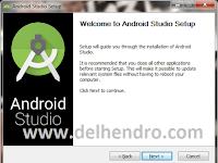 Cara Instal Android Studio di Windows Beserta Gambarnya