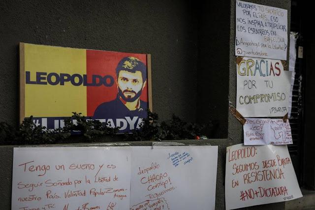 Leopoldo López dijo a Zapatero que la Constituyente pretende aniquilar la república