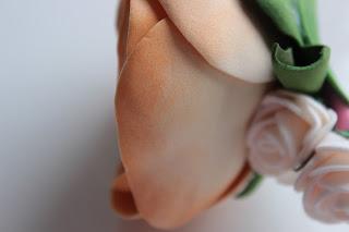 цветы из фоамирана, мк цветы, как сделать цветок из фоамирана, красивый текстильный цветок, цветы, цветы своими руками, цветок своими руками,Работа с фоамираном