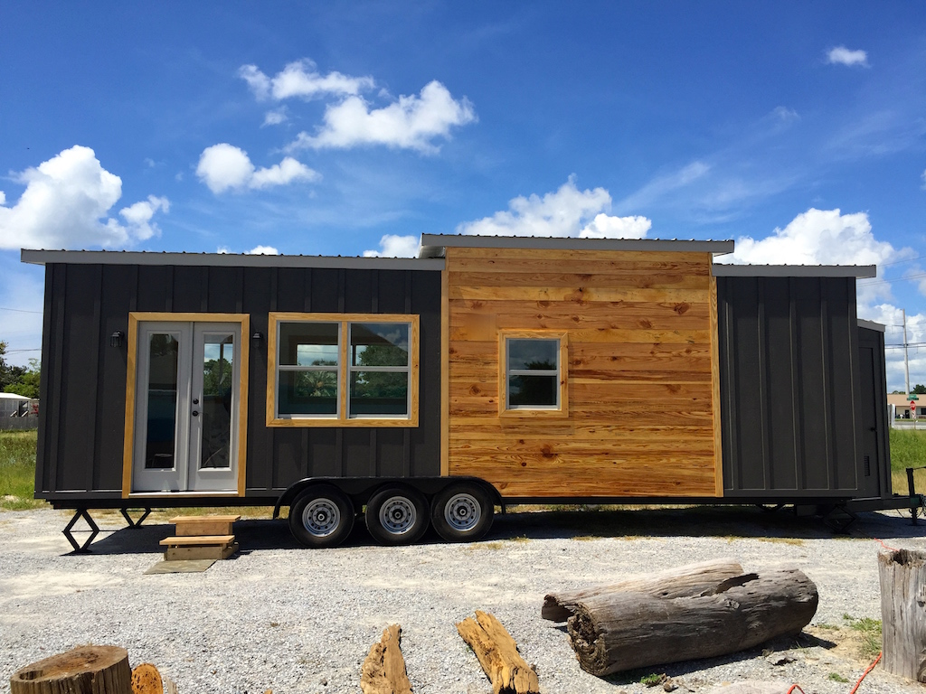 500 sq ft tiny houses pictures inside and out - The Irving Tiny House 350 Sq Ft