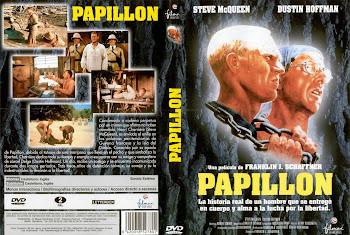 Caratula dvd: Papillon (1973)