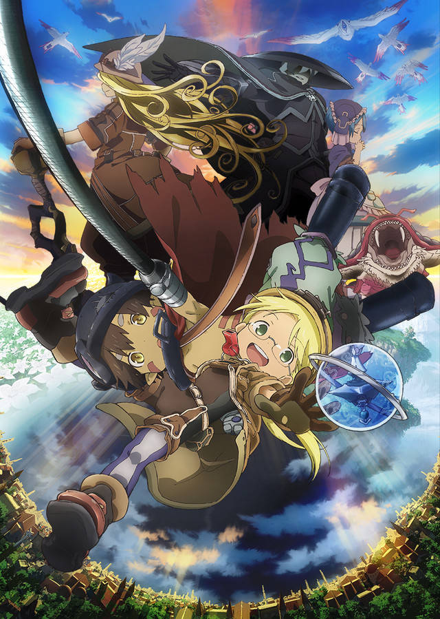 Film Made in Abyss 1