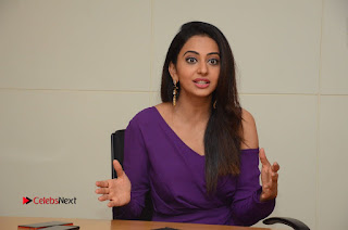 Actress Rakul Preet Singh Latest Stills in Beautiful Long Dress  0176.JPG