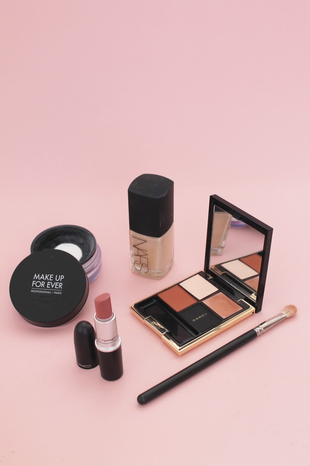 My Current Must Have Makeup Palettes: My Current Beauty Favourites