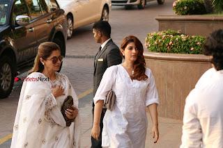 Actress Aishwarya Rai Father Prayer Meet Set 1  0020.JPG