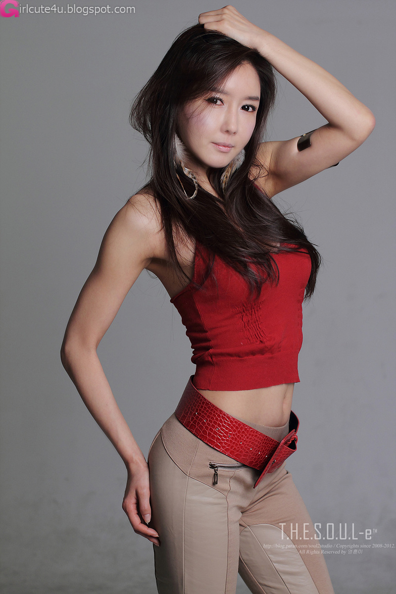 Xxx Nude Girls Han Seo Young - Hot Red-3362
