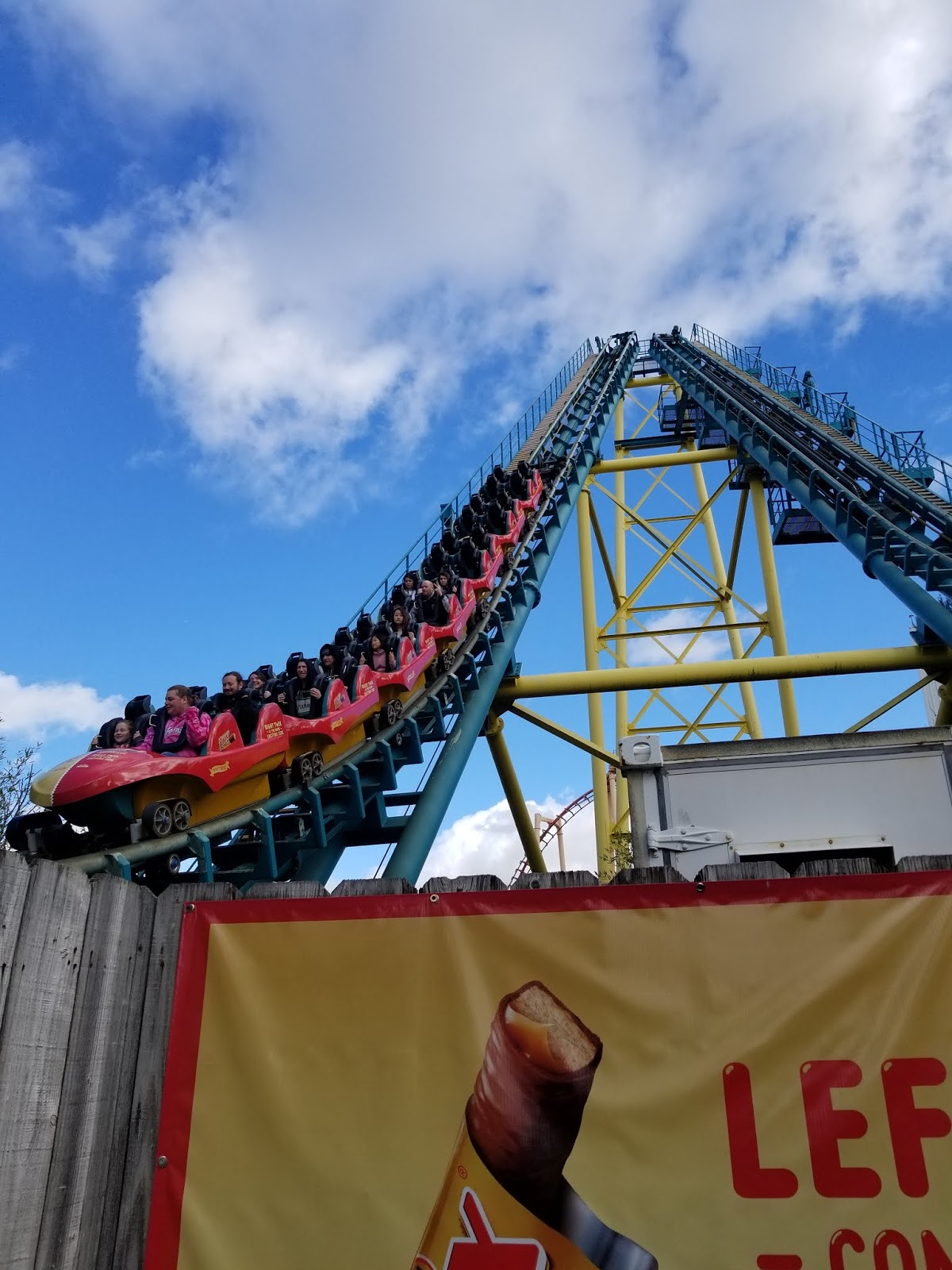 Thrills by the Bay: Six Flags Discovery Kingdom Trip Report