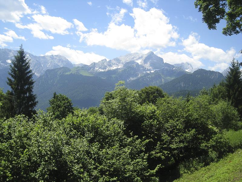 Alemanha alpina e sub-alpina