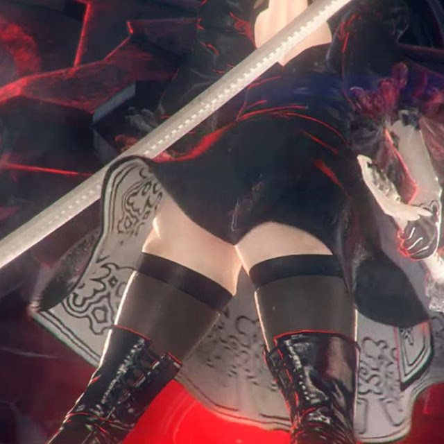Nier First Assembly Wallpaper Engine
