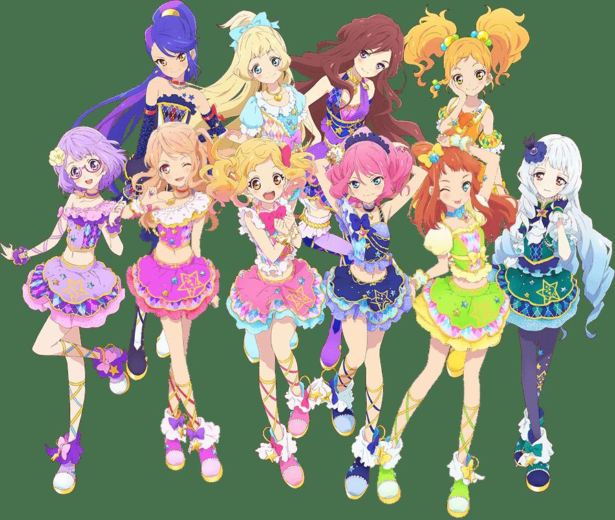 Anime Batch Gdrive: Download Anime Aikatsu Stars! Subtitle Indonesia