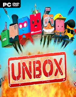 غلاف Unbox كوديكس مغامرة من أجل الفوز
