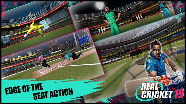 Real Cricket 19 2.3