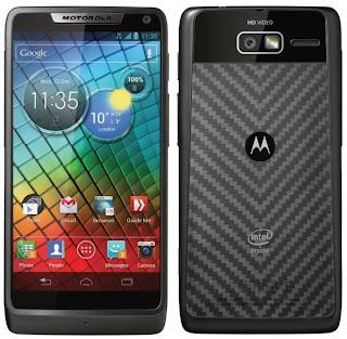 Motorola Razor I - All About UI