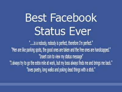 Funny Quotes For Facebook Status Daily Pictures