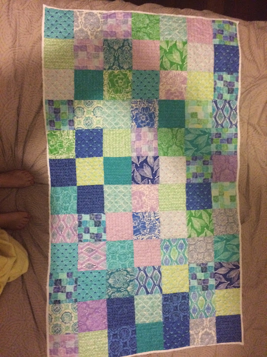 Quick & Easy Lap Quilt