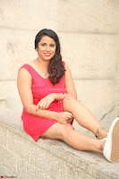 Shravya Reddy in Short Tight Red Dress Spicy Pics ~  Exclusive Pics 085.JPG