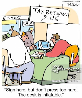 tax returning time