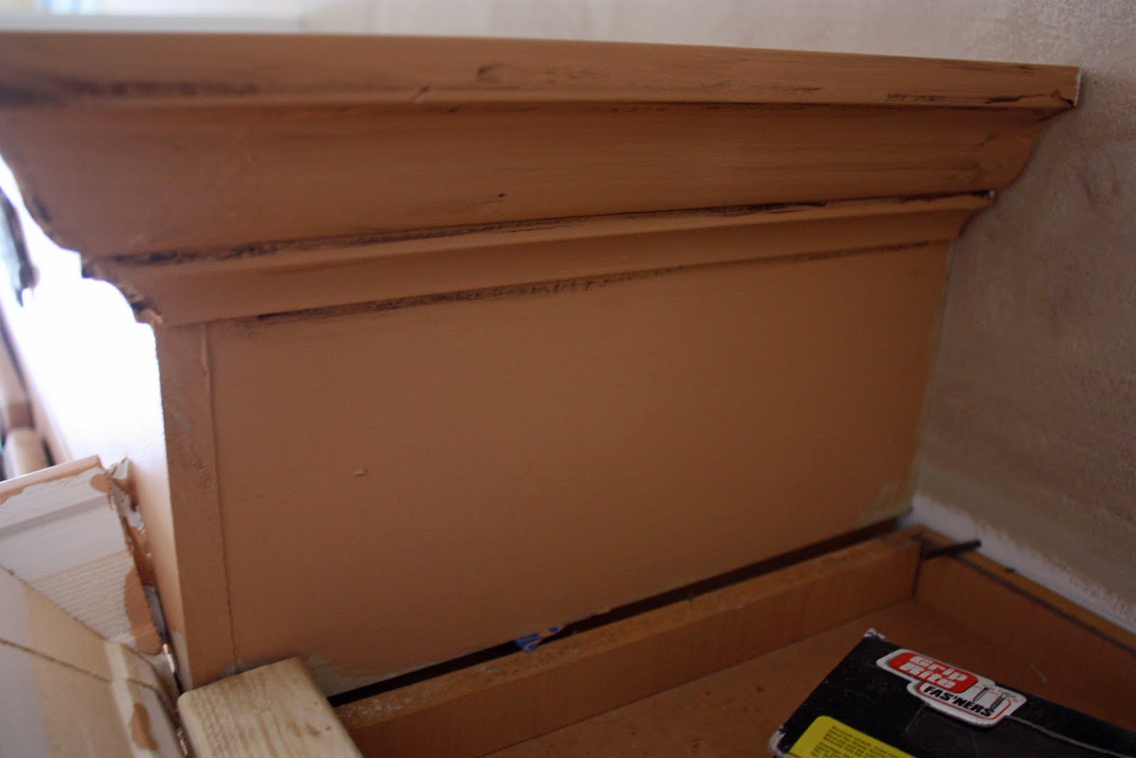 kitchen cabinet crown molding outdoor kitchens tampa transforming home how to add