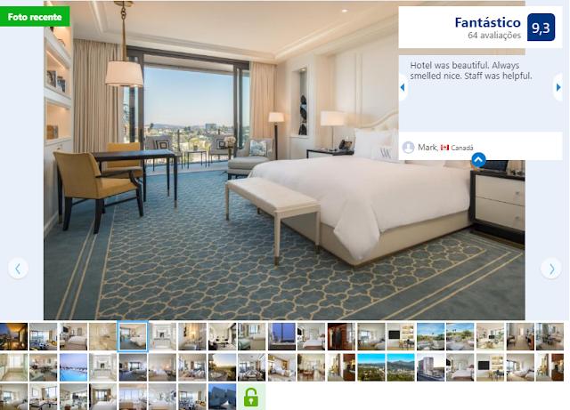 Hotel Waldorf Astoria em Beverly Hills