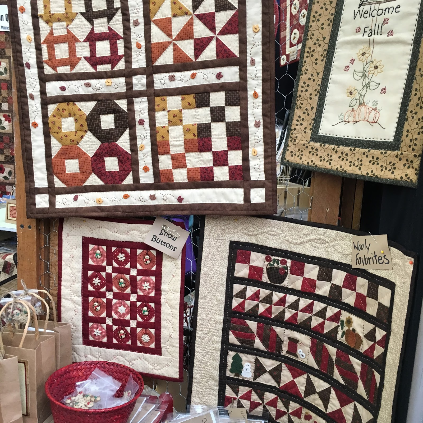 Me and My Stitches: Paducah...the Vendors