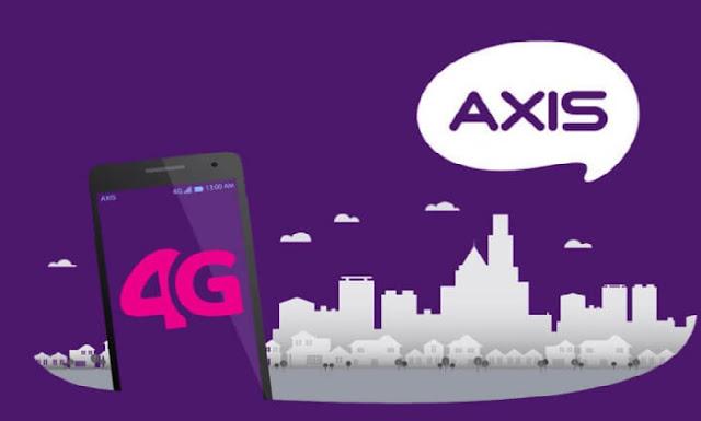 APN Axis Terbaik 2019! Tercepat, Full Speed, Stabil, dan Anti Lelet
