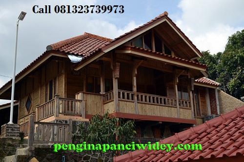 Booking villa di area wisata kawah putih dari banyuwangi