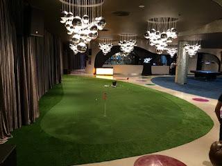 Thiết kế thi công green golf cho các biệt thự, khu vui chơi,...