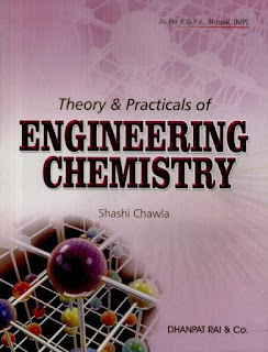 Theory And Practicals of Engineering Chemistry By Shashi Chawla Pdf
